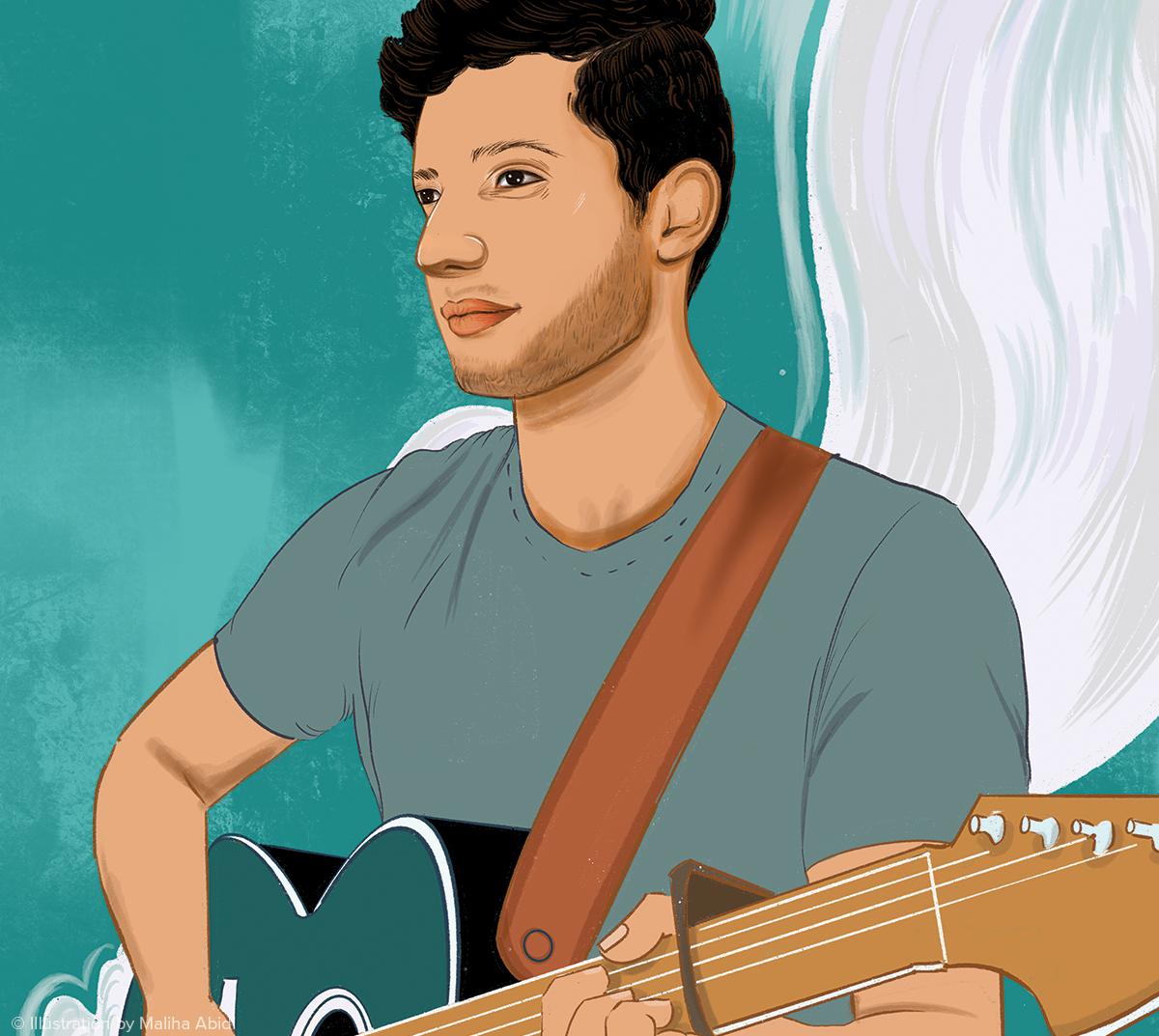 Abdallah illustrated