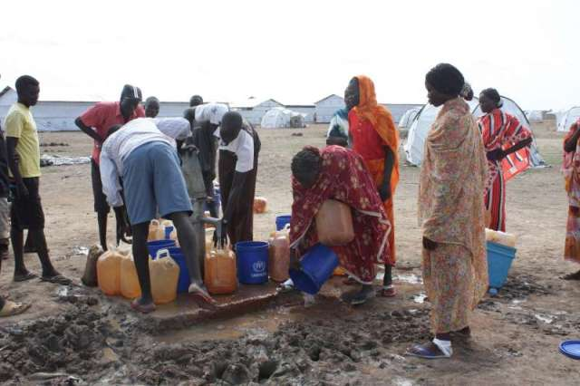 Operations for Sudanese refugees at breaking point