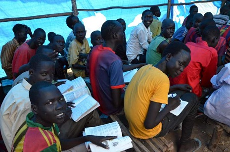South Sudanese refugees in Ethiopia educate their own