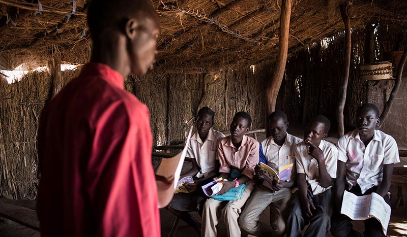 Fishing for an Education, South Sudan