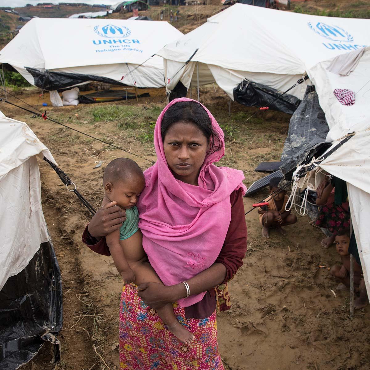 rohingya refugee crisis  supporting the stateless minority fleeing myanmar