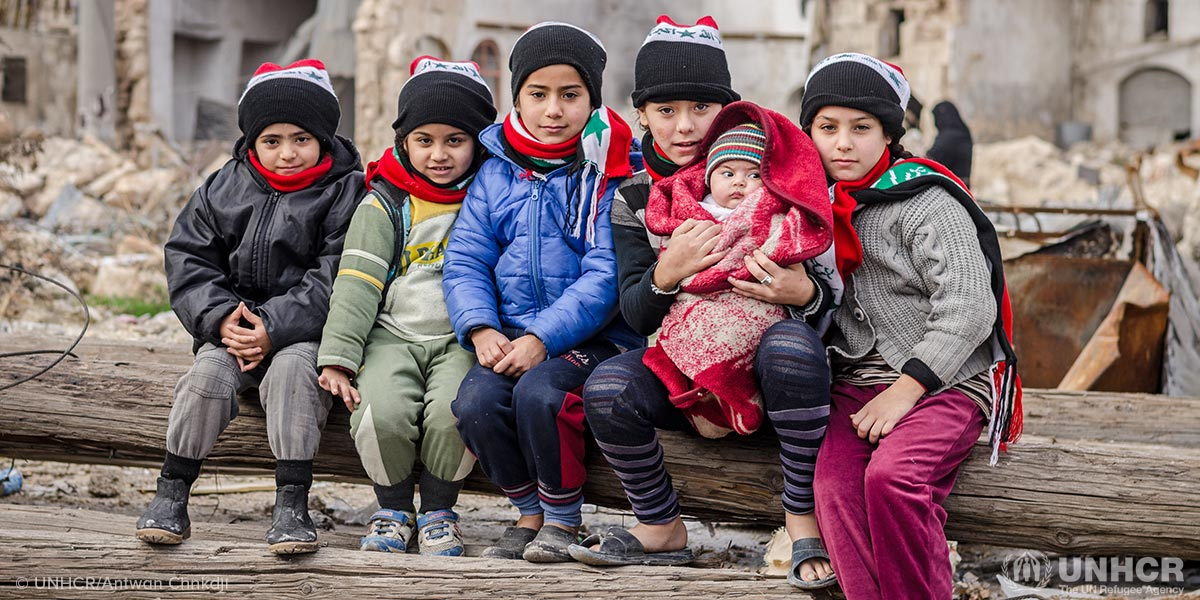 syrian refugee crisis facts faqs and how to help
