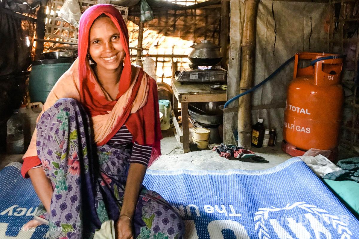 Woman in Bangladesh
