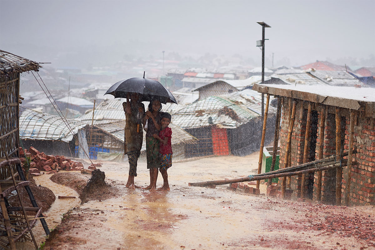 The climate crisis can no longer be ignored. Sign the petition. | USA for UNHCR